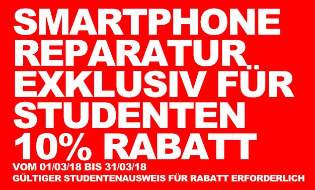 Handy Reparatur Studenten